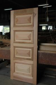 4 panel entry door