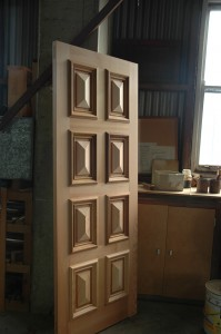 8 panels Bronte