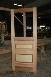 federation 2 panel door
